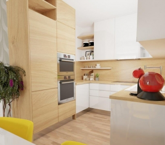 2 izbový byt  - Čachtice
